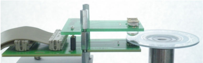 iC-LNB evaluation setup